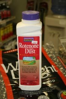 Rotenone Insecticide