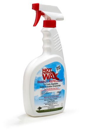 Hot Pepper Wax Natural Insect Repellant
