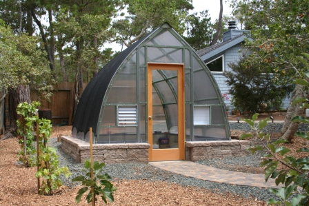 Determining the best greenhouse style for your needs for Gothic arch greenhouse plans
