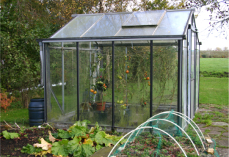 Why A Greenhouse Traps Heat Garden Amp Greenhouse
