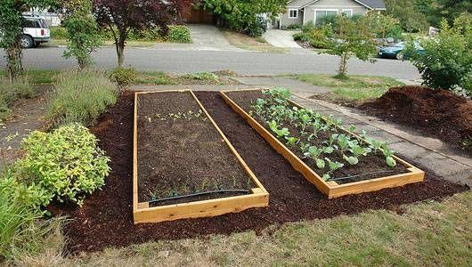 how to build a trug planter