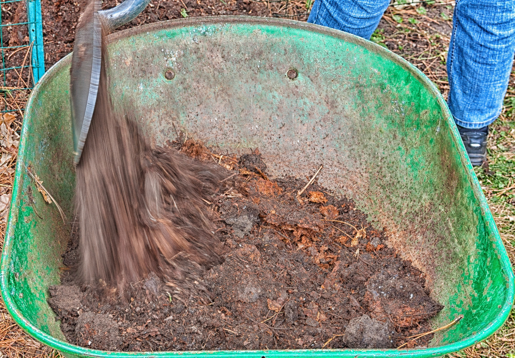 How to renew old soil garden greenhouse for Soil articles