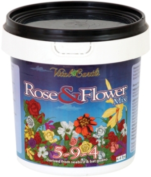 Vital Earth Products Rose