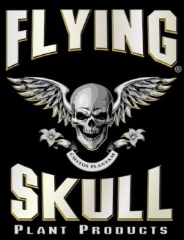 Flying Skull Nuke Em Insecticide