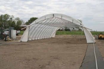 Growers Supply Portable High Tunnel