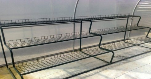Deciding Which Bench Is Best For Your Greenhouse Garden