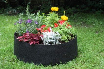 Smart Pot Fabric Aeration Container