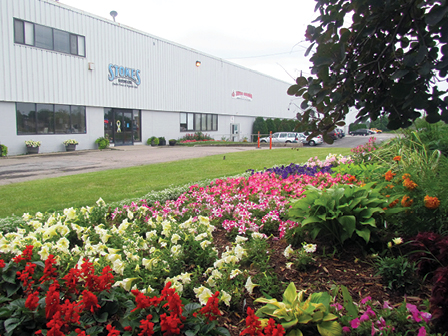 Stokes Seeds Building