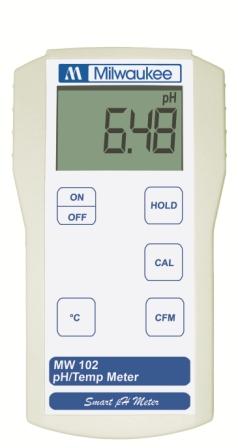 Milwaukee Instruments pH Meter
