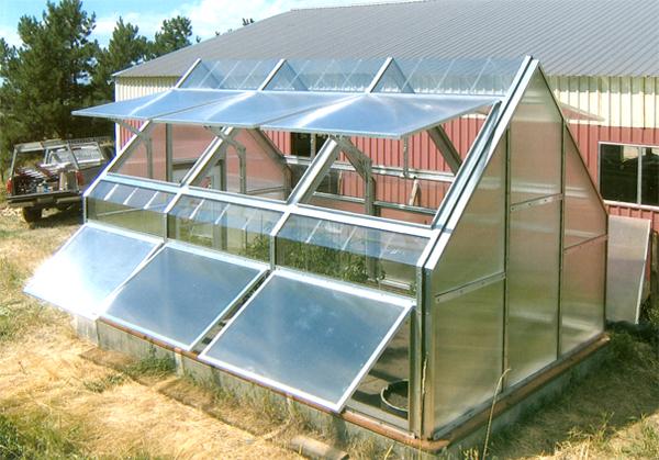 Understanding Polycarbonate Greenhouses Garden Amp Greenhouse