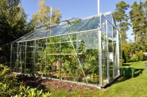 Free Standing Greenhouse