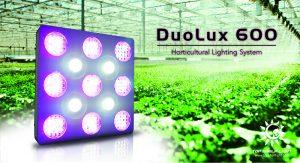 LED Lighting System - Garden & Greenhouse